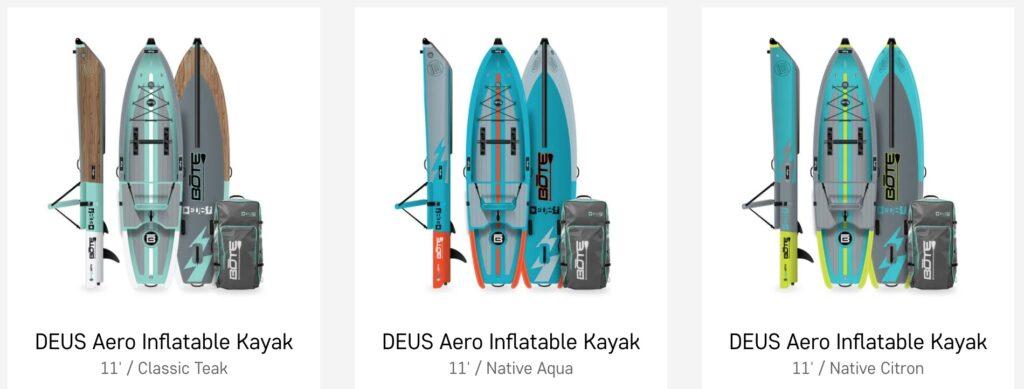 Bote Kayaks
