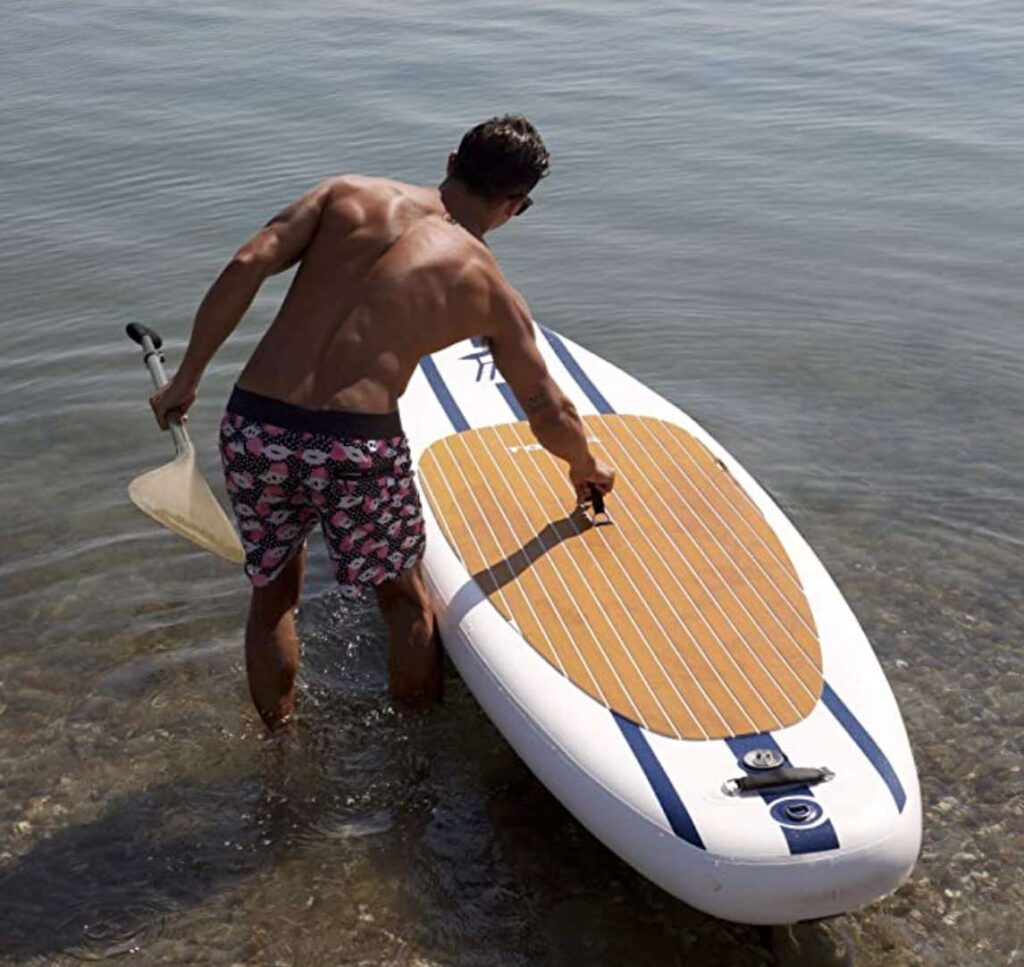 yachtsman SUP by Tower Paddle Boards review