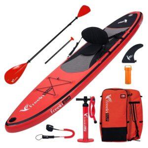Freein 10'6 Inflatable Kayak Package