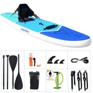 Zupapa 10 foot SUP kayak hybrid convertible kit