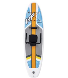Bestway Hydro-Force Oceana Inflatable Stand Up Paddle Board White Cap 10 foot