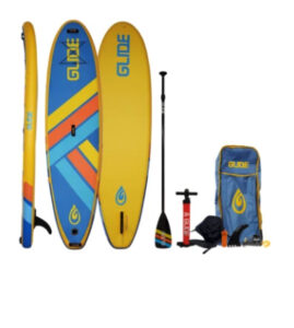 The Retro From Glide SUP