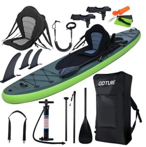 Goture Fishing SUp Review