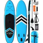 FITPULSE Infltable Paddle Board Review