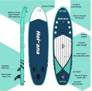 ISSYAUTO Stand Up Paddle Board features