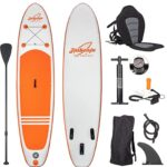 Jiubenju All Around Inflatable Stand Up Paddle Board Review