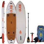 glide angler paddle board review