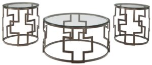 Frostine 3pc Occasional Tables ASLY T138-13-SW