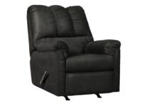 Darcy Black Rocker Recliner Chair ASLY 7500825