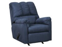 Darcy Blue Rocker Recliner Chair ASLY 7500725