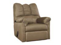 Darcy Mocha Rocker Recliner Chair ASLY 7500225
