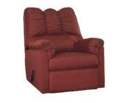 Darcy Salsa Red Rocker Recliner Chair ASLY 7500125