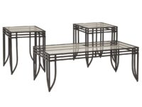 Exeter 3-Piece Occasional Table Set ASLY T113-13