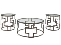 Frostine 3-Piece Occasional Tables ASLY T138-13