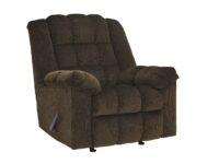 Ludden Cocoa Manual Rocker Recliner Chair