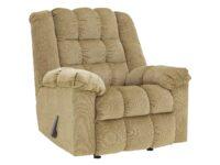 Ludden Sand Manual Rocker Recliner Chair ASLY 8110325