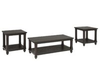 Mallacar 3-Pack Occasional Table Set ASLY T145-13