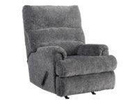 Man Fort Graphite Rocker Recliner Chair ASLY 4660525