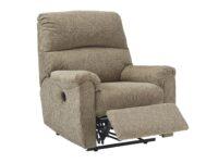 McTeer Mocha Power Recliner Chair ASLY 7590906