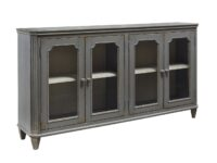 Mirimyn Gray Accent Cabinet ASLY T505-662