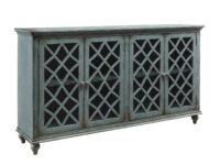 Mirimyn Teal Accent Cabinet ASLY T505-762