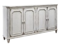 Mirimyn White Accent Cabinet ASLY T505-560