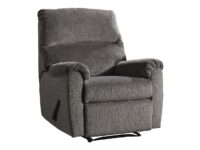 Nerviano Gray Recliner Chair ASLY 1080329