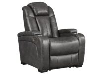 Turbulance Power Recliner Chair With Power Headrest ASLY 8500113