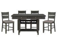 Baresford 5-Piece Counter Set AGA 5674-36