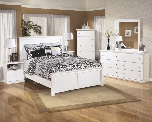 Bostwick Shoals Panel Bedroom Collection