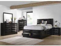 Briana 4-Piece Bedroom Set (Room View) CST 202701