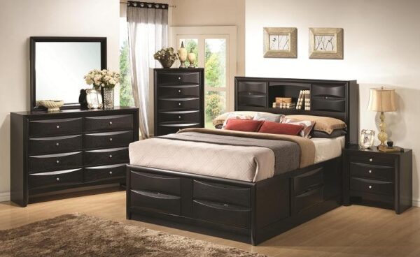 Briana Bedroom Collection CST 202701