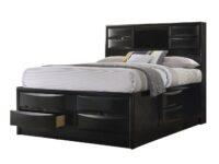 Briana Platform Storage Bed CST 202701