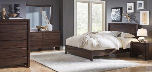 Element Platform Bedroom Collection MFI 4G22F
