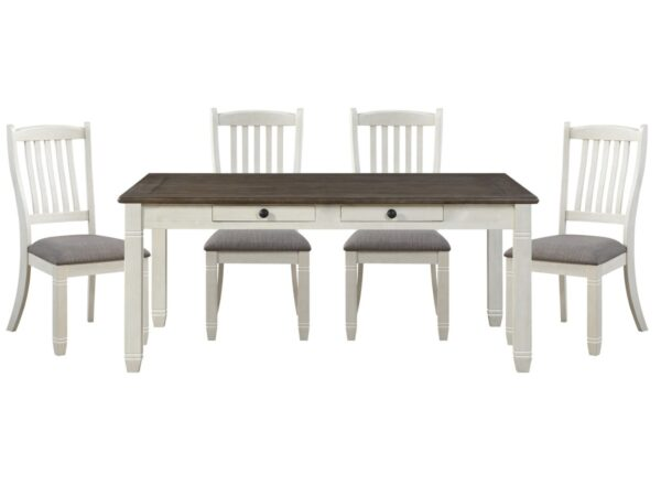 Granby 5-Piece Dining Set AGA 5627NW-72