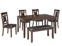 6 Piece Dining Sets