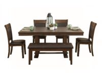 Wieland 6-Piece Dining Set AGA 5614