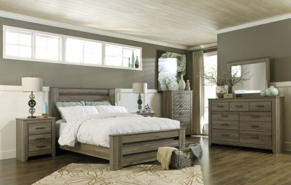 Zelen Bedroom Set with Chest ASLY B248