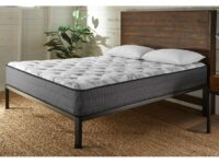 American Bedding Shenandoah Plush Mattress (Room View)