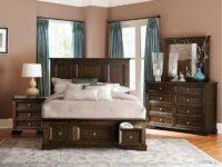 Eunice 4-Piece Bedroom Set (Room View)