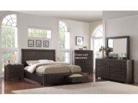 Heath 4-Piece Storage Bedroom Set (Room View)