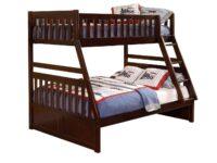 Rowe Cherry Twin Over Full Bunk Bed AGA B2013TFDC