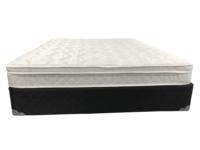 Sleep Inc 7 Inch Euro Top Mattress Set (Factory Select Cover)