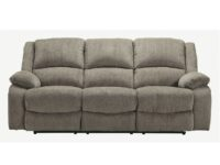 Draycoll Pewter Recliner Sofa ASLY 7650588