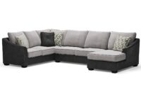 Bilgray RAF Chaise 3-Piece Sectional ASLY 55003-48-34-17