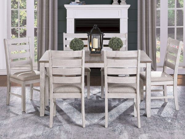 Ithaca 7-PC Dining Set (Room View)
