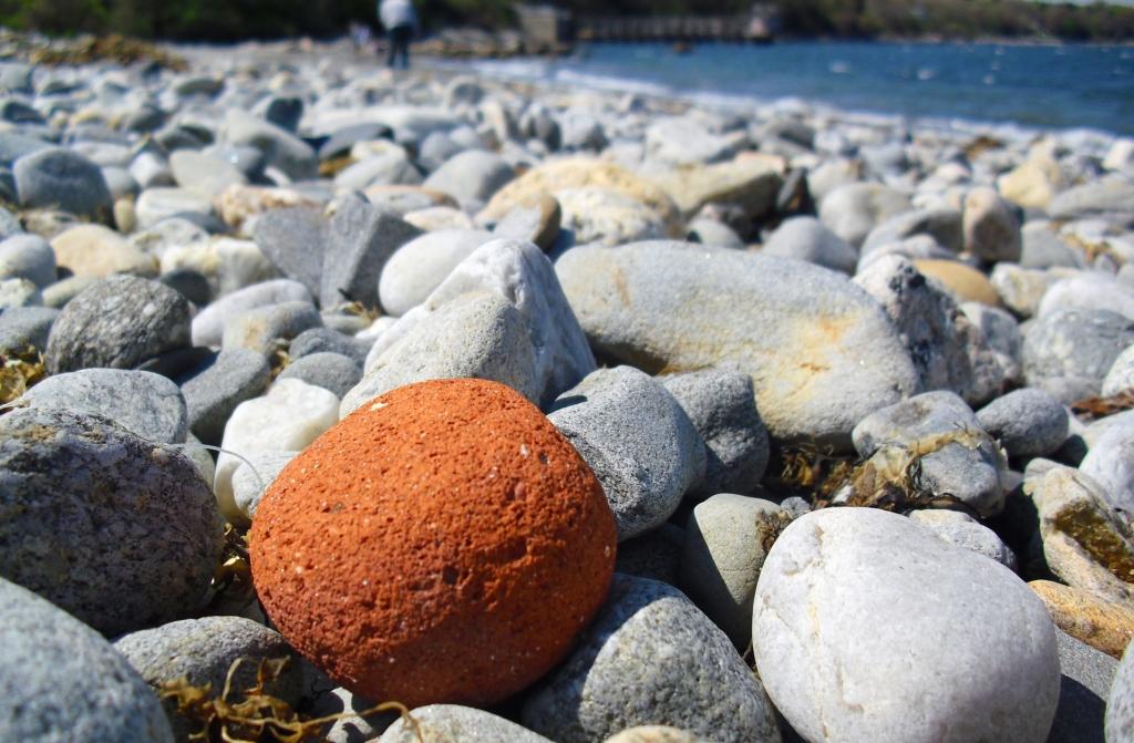 Beach Brick in Narragansett