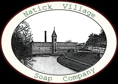 Natick Village Soap Co logo