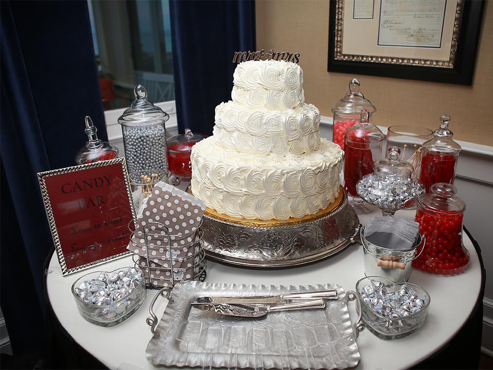 Business Preferred Partners Cake