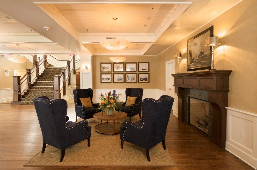 Business Preferred Partners Living Room